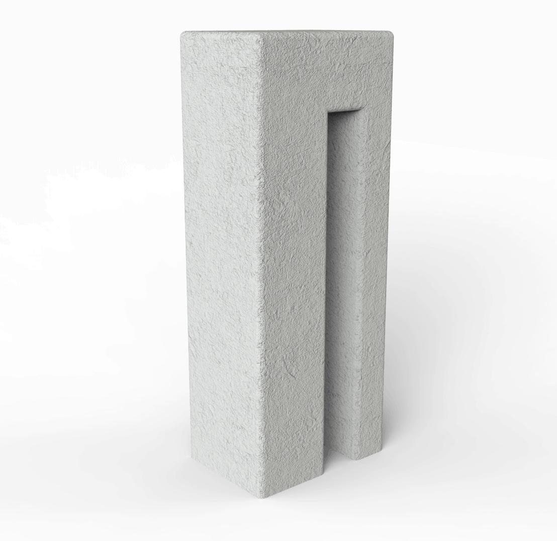 Concrete Bollard