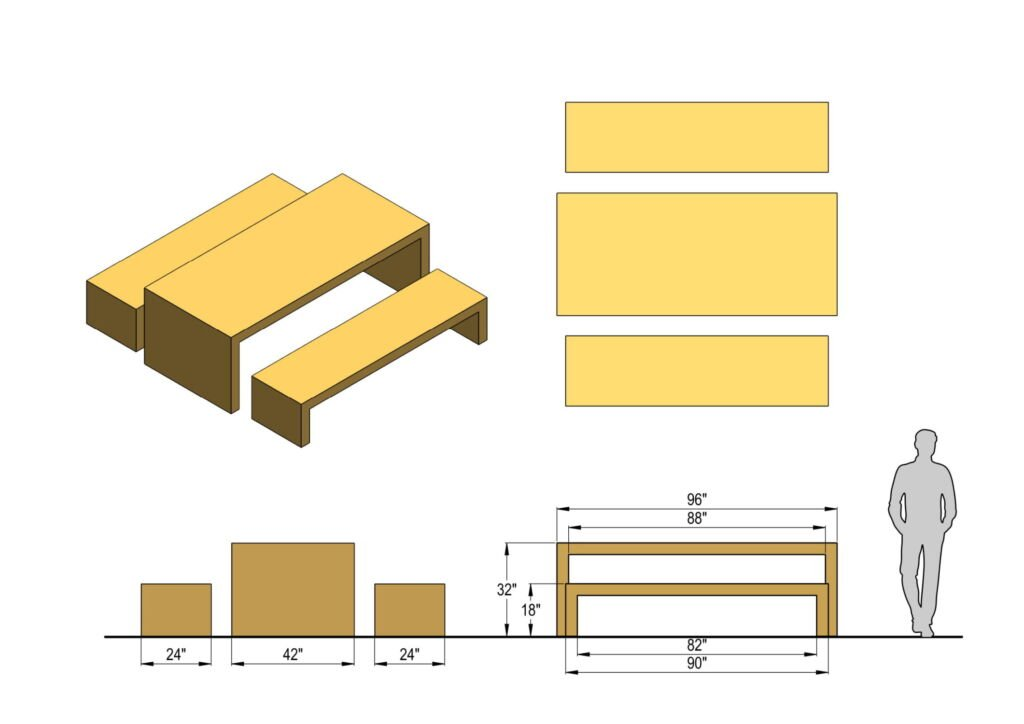 Precast Concrete Stair Treads